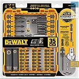 Dewalt DWA2FTS35IR 35-Piece Impact Ready FlexTorq Screw Driving Set
