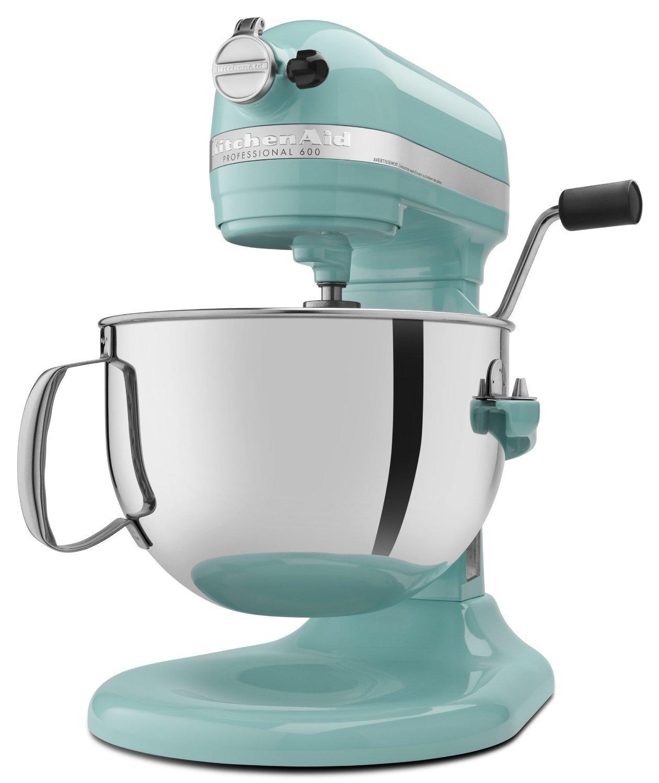 Amazon.com: KitchenAid kp26m1xaq5 Professional Series 6-Quart Stand ...