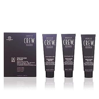 American Crew Classic Precision Blend Tinte Gel Crema (Oscuro) - 3 Unidades x 40 ml.