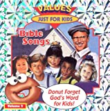 Values Just For Kids-Bible Songs Volume 2 (Donut Man)