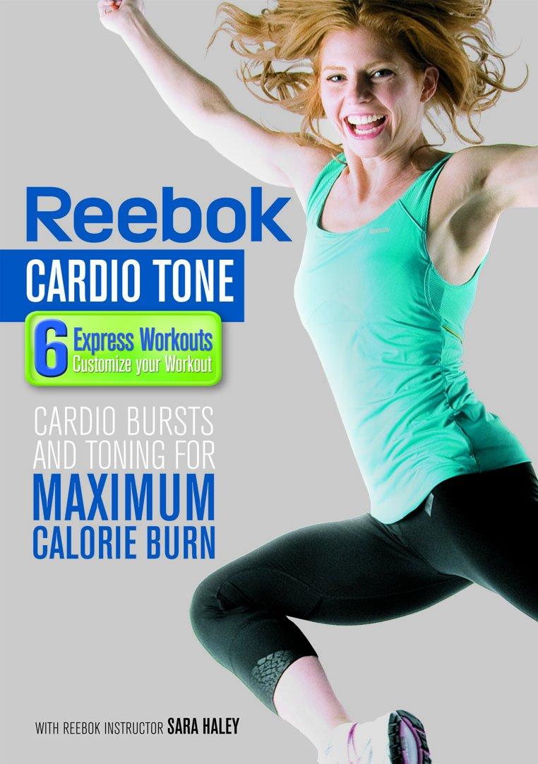 Amazon.com: Reebok: Cardio Tone: Sara Haley, Reebok: Movies & TV