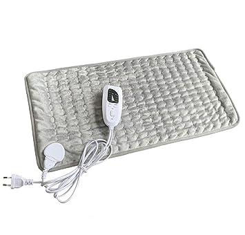 Amazon.com: Almohadilla de calefacción eléctrica para ...