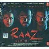 RAAZ REBOOT Soundtrack ~ Bollywood CD ~ India ~ 2016