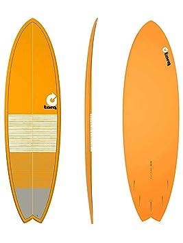 TORQ Tabla de Surf epoxy Tet 6.3 Fish Lines: Amazon.es: Deportes y ...
