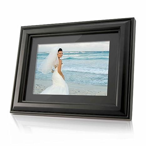 amazon com coby dp 758 7 inch widescreen digital photo frame rh amazon com