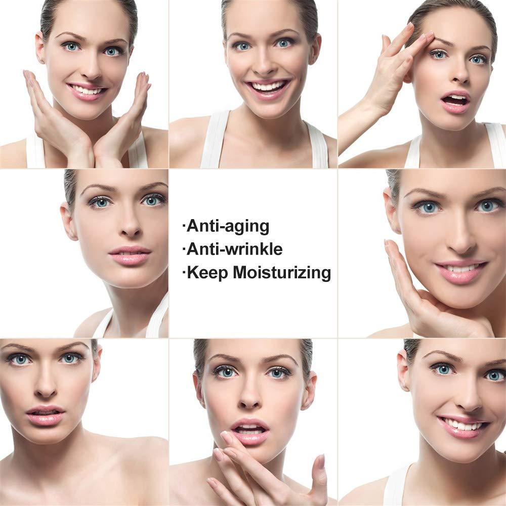 AMEIZII 10ml Hyaluronic Acid Serum Serum Moisturizer For Skin Color Brightening Essence Liquid by Anself (Image #7)