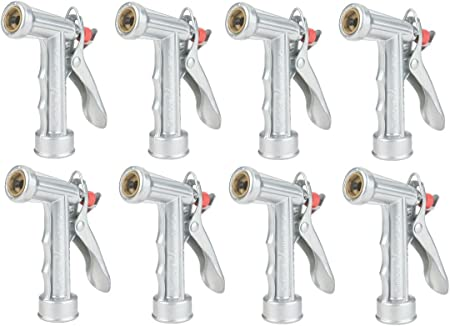5 X 8 Junior Legal Gilmour 297291 805642-1001 Mid-Size Zinc Pistol
