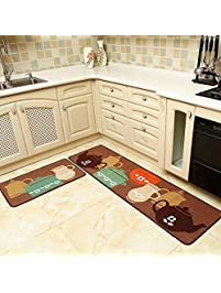 Amazon Com Kitchen Rugs Home Amp Kitchen