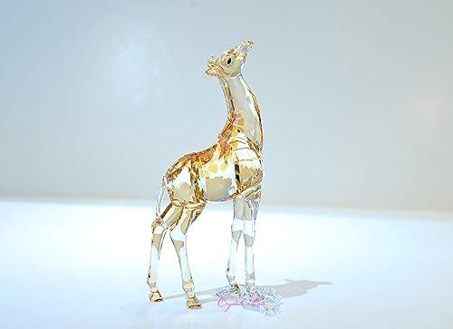 Swarovski Giraffe Baby SIGNED 5453381 SCS 5302151