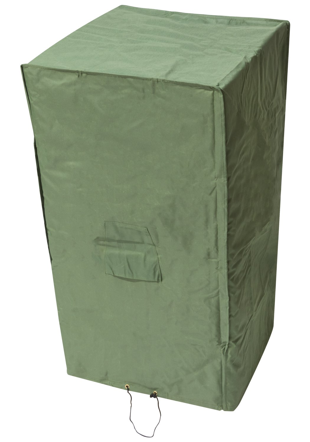 Oxbridge Green Outdoor Garden Stacking Chair Cover 0.66m x 0.66m x 1.22m/2.2ft x 2.2ft x 4ft 5 YEAR GUARANTEE