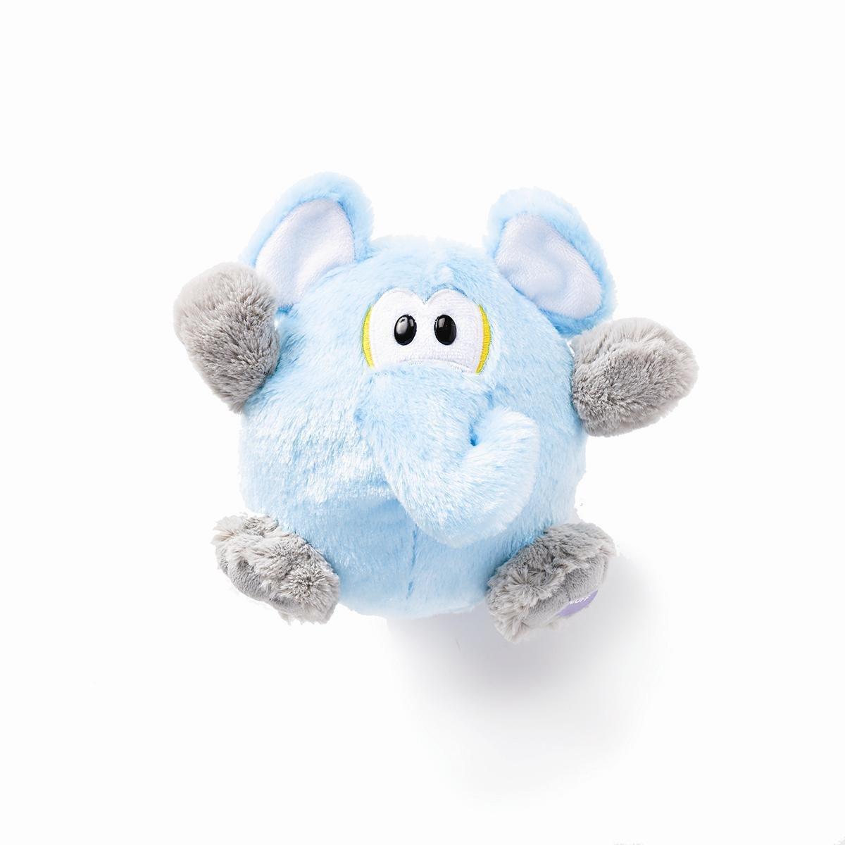 DEMDACO Plush Toy, Giggaloos Elephant