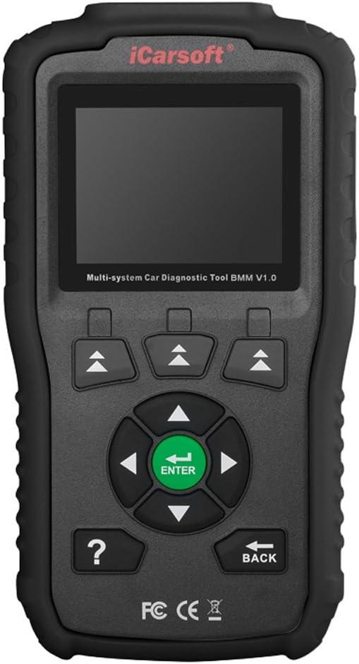 iCarsoft Appareil de Diagnostic Professionnel pour BMM V2.0 pour BMW//Mini la Version de Mise /à Jour i910-II