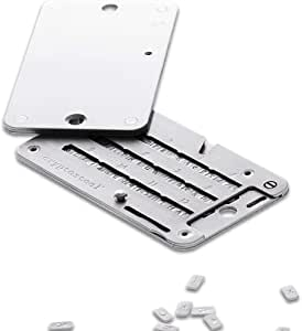 Cryptosteel MNEMONIC Cold Storage Wallet for Cryptocurrency