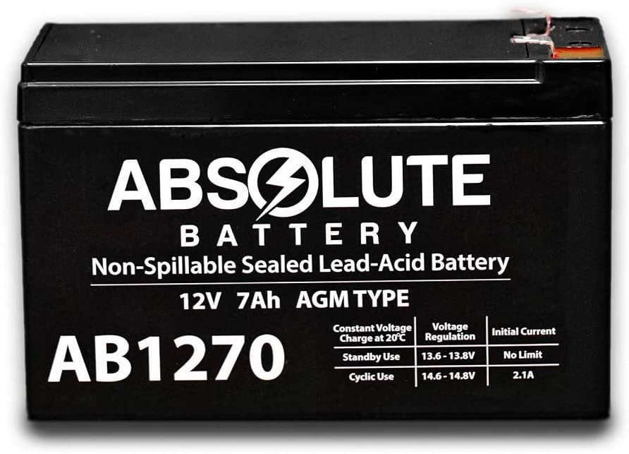 6 Pack New AB1270 12V 7AH RBC2 APC UPS Battery Replacement BK400 BK300 BK500