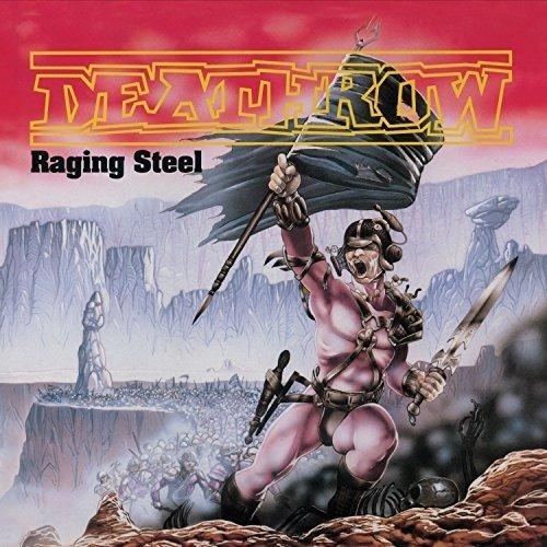 Vinilo : Deathrow - Raging Steel (United Kingdom - Import, 2PC)