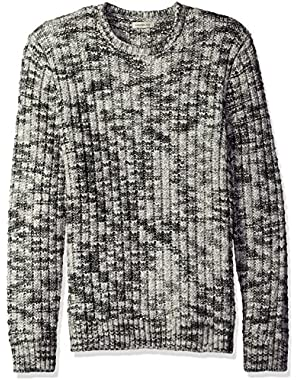 Calvin Klein Jeans Men's Basket Rope Crew Neck Sweater