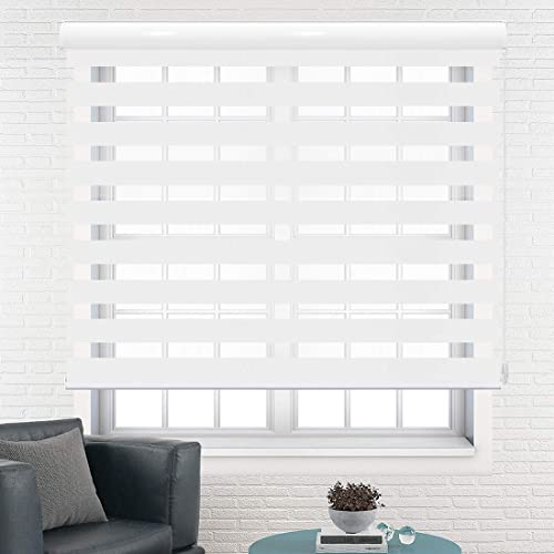 WOSSON Window Zebra Blinds and Shade