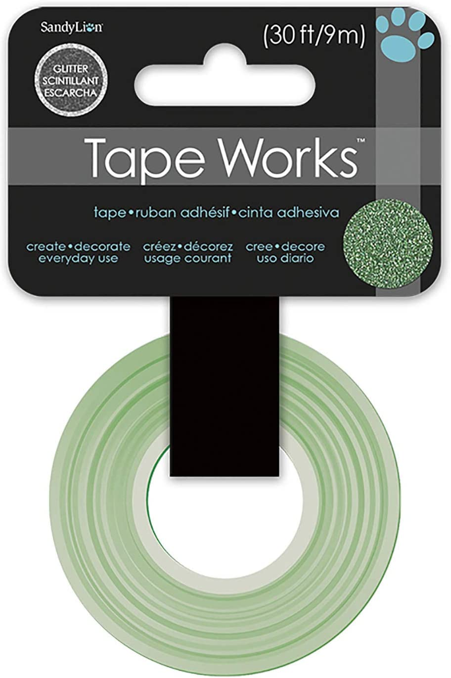 Sbgltape Solid Green