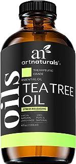 ArtNaturals Tea Tree Essential Oil 4oz - 100% Pure Oils Premium