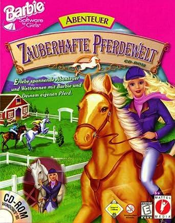 barbie reiterhof pc spiel