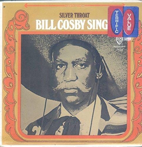 Bill Cosby - Bill Cosby Silver Throat Bill Cosby Sings Lp Vg++nm Canada Wb Ws 1709 - Zortam Music