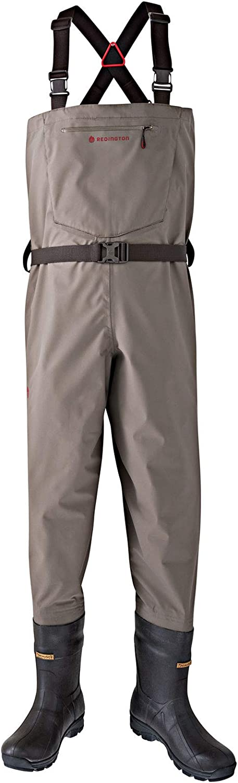 Redington Palix River Bootfoot Fly Fishing Waders - Size Medium, Men's Shoe Size 11, Boulder