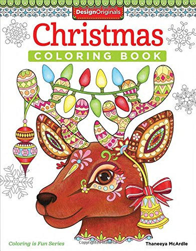 Christmas Coloring Book (Coloring Is Fun)