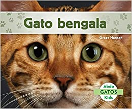 Gato Bengala Bengal Cats Spanish Version Gatos/ Cats: Amazon.es: Grace Hansen: Libros