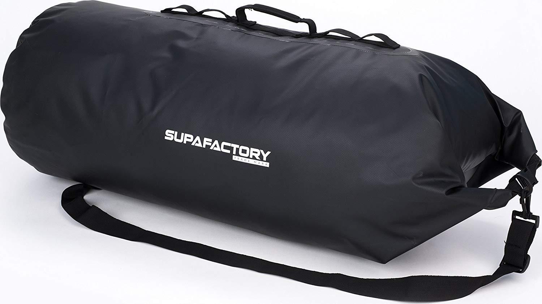 Supafactory 60L Waterproof Dry/Roll Bag For Motorcycles & Motorbikes Supafactory®