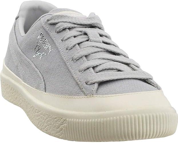   PUMA Men's Clyde Diamond Ankle High Fashion