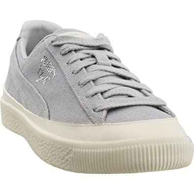online retailer ccd3d b8f20 Amazon.com | PUMA Men's Clyde Diamond Ankle-High Fashion ...