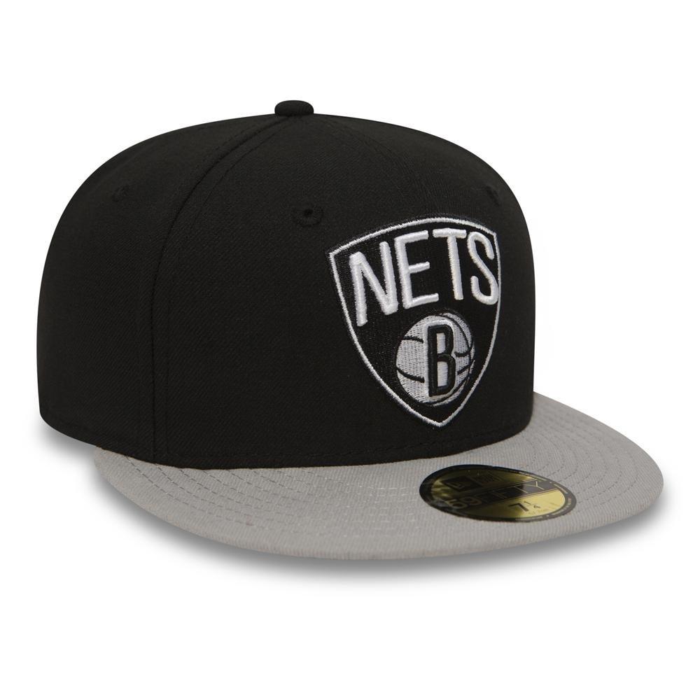 New Era NBA Basic Brooklyn Nets 59Fifty Fitted 13ea639322a6