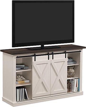Soporte de TV industrial de 137 cm, aspecto rústico antiguo ...