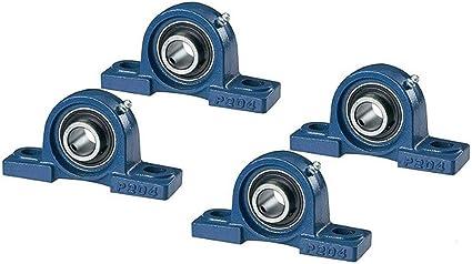 DOJA Industrial | Rodamientos con Soporte UCP 204 | Cojinetes de ...