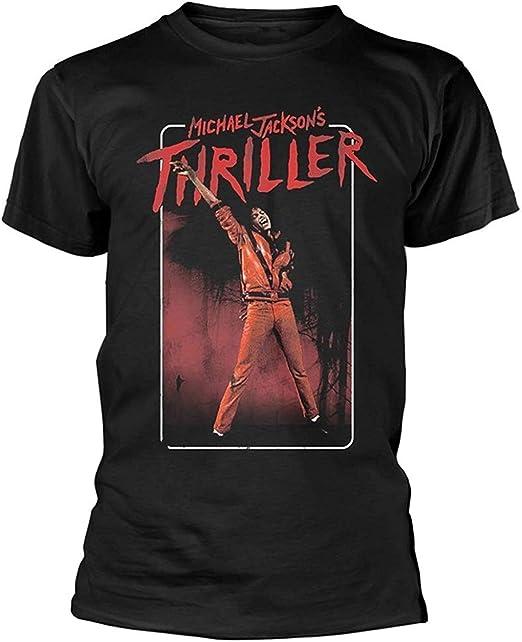 Amazon.com: Michael Jackson Thriller - Camiseta: Clothing