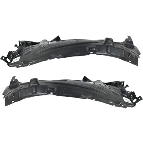 Fender Liner For 2003-2007 Infiniti G35 Coupe Front Left Front