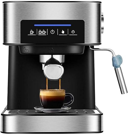 NO BRAND Máquina de café, y 20 Bares eléctrica Italiana Cafetera, Hogar Americano del café Express de la máquina, Fancy Espuma de Leche Hacedor, Regalos for los Amantes del café, 220V: Amazon.es: