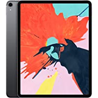 Apple iPad Pro (12.9-inch, Wi-Fi + Cellular, 1TB) - Space Gray (Latest Model)