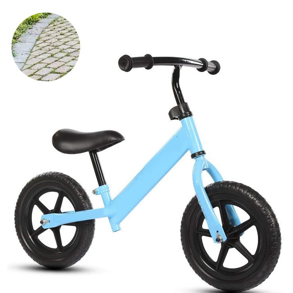 YLCQ Vélo sans Pédale, Réglage en Hauteur Flexible, Vélo à Glissière Inercravatelle, Voiture à Deux Roues