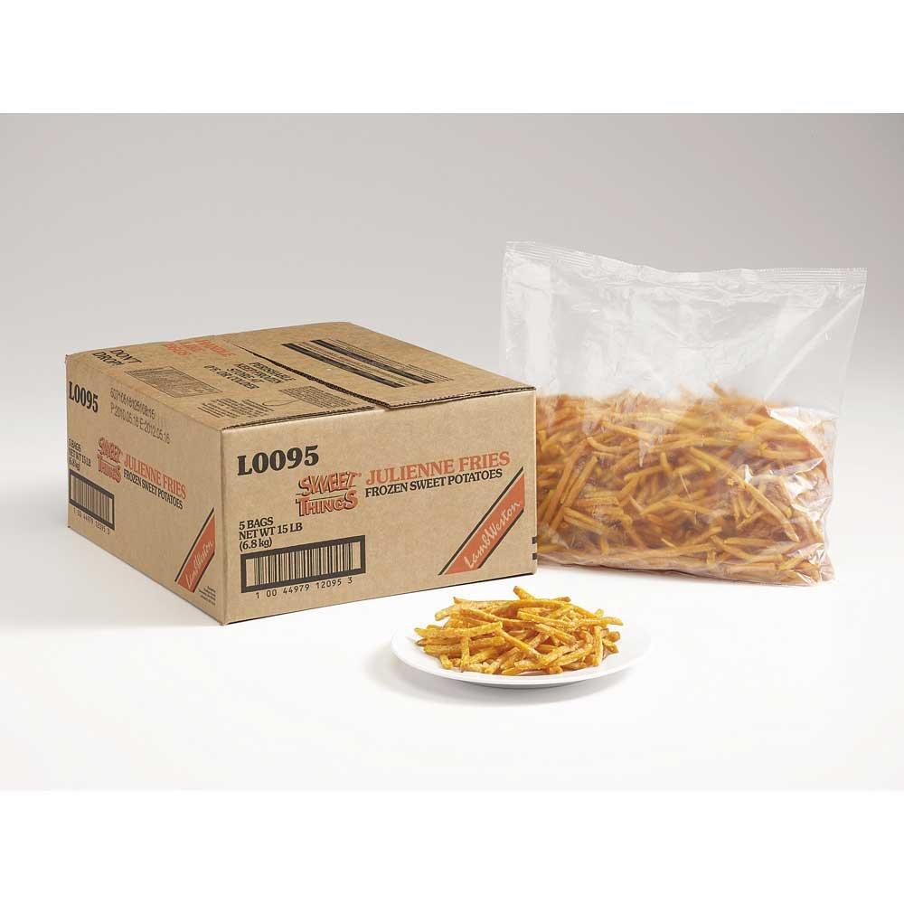Sweet Things Sweet Potato Julienne Fry, 3 Pound -- 5 per case. by Lamb Weston (Image #1)