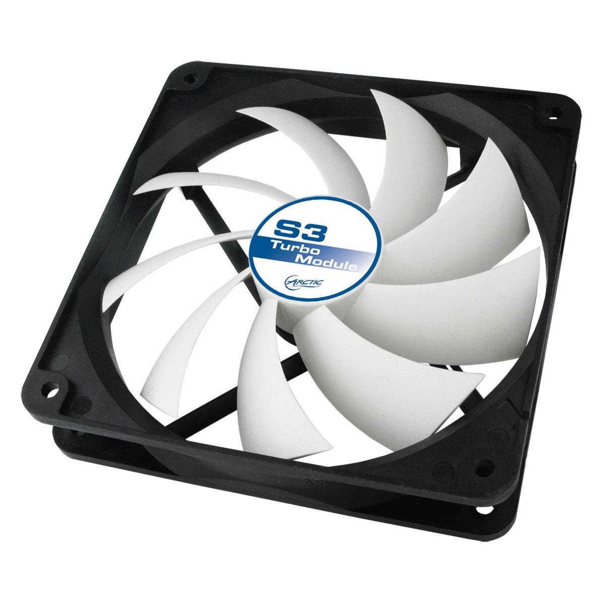 Cooler Fan para Accelero S3 – 120 mm Fan for Increasing The