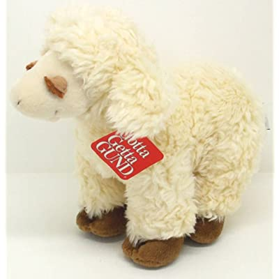 "GUND ""SWEET FEET ""PLUSH LAMB: Toys & Games"