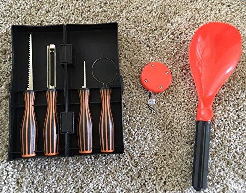 Spritz Deluxe Pumpkin Carving Kit