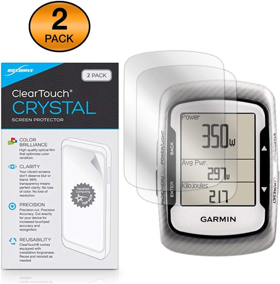 BoxWave ClearTouch Garmin Edge 500 (2 Pack) cristal Protector de ...