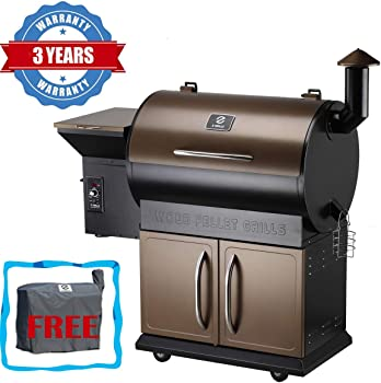 Z Grills Best Smoker Grill Combo