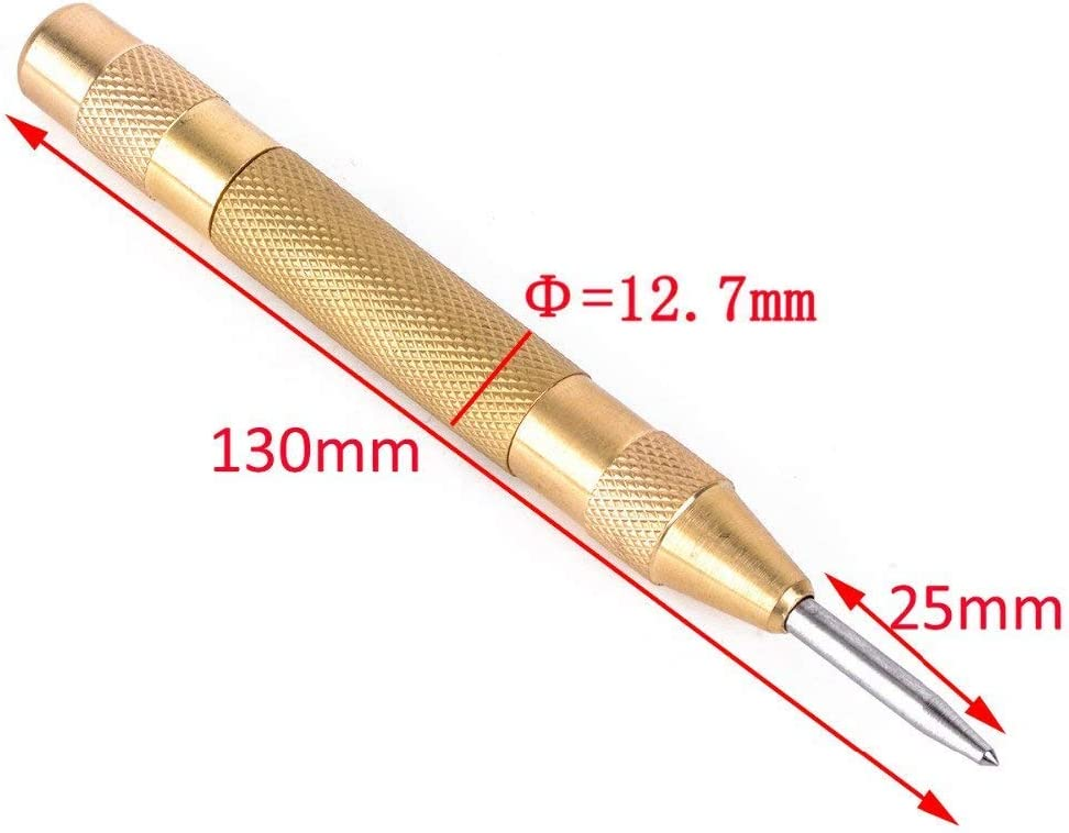 Automatic Center Punch Marking Starting Punching Holes Power Tool Woodworking wa