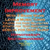 Memory Improvement with Three Brainwave Music Recordings