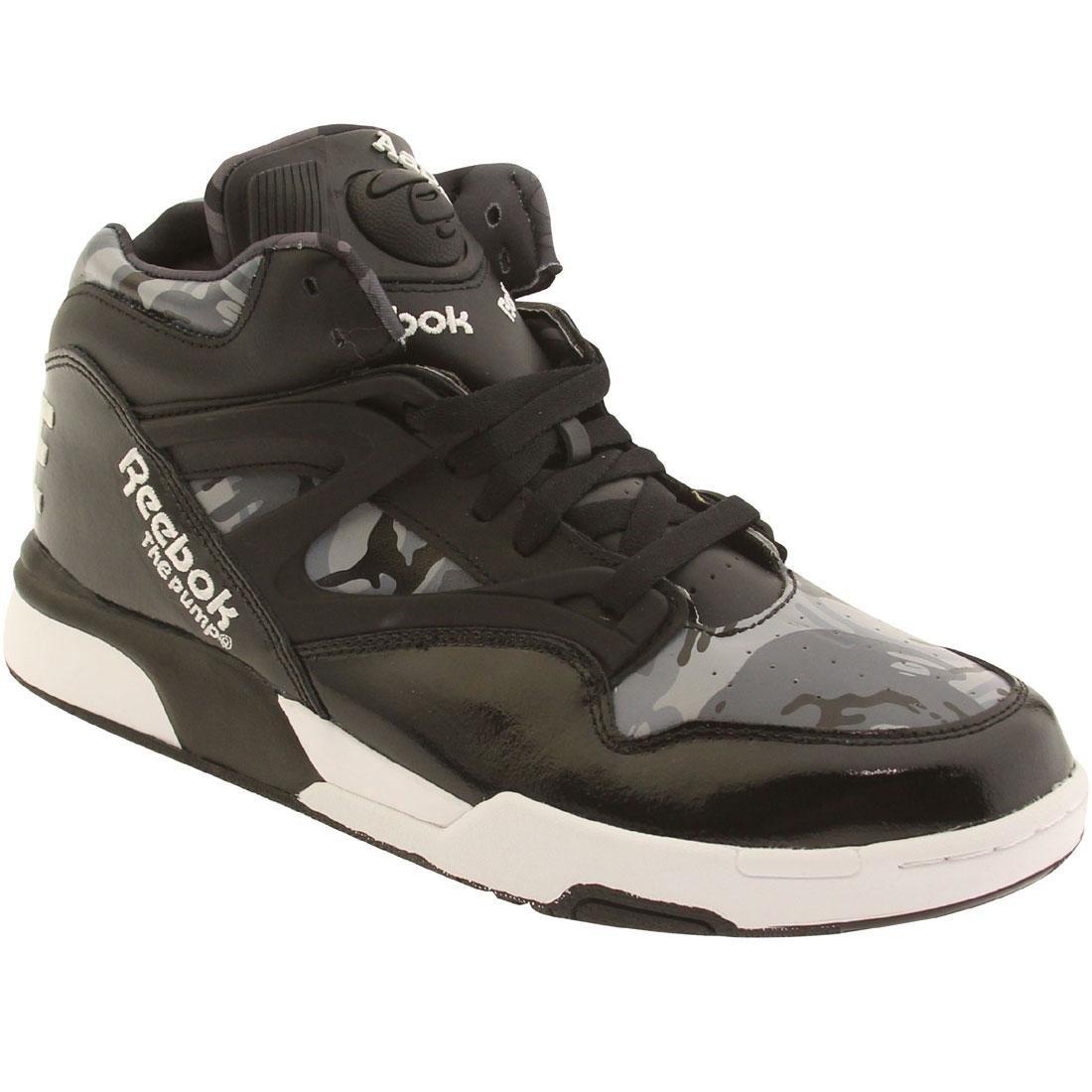 competitive price 7655c 9f9e2 Reebok x AAPE A Bathing Ape Men Pump Omni Lite (Black/camo / White):  Amazon.co.uk: Shoes & Bags
