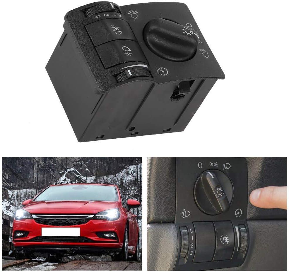 Headlight Fog Lamp Main Light Switch Control Fit for OPEL Astra G 99-08 6240097 Telituny 6240097 Headlight Switch