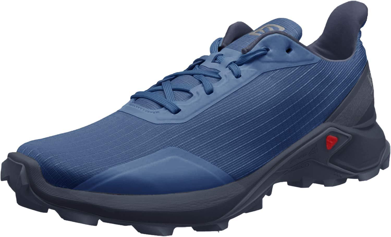 Salomon Alphacross, Zapatillas de Trail Running para Hombre, Beige ...
